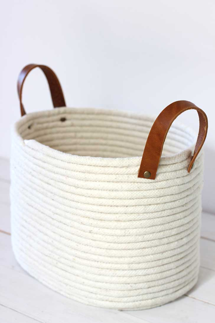Rope Basket By Upsocl