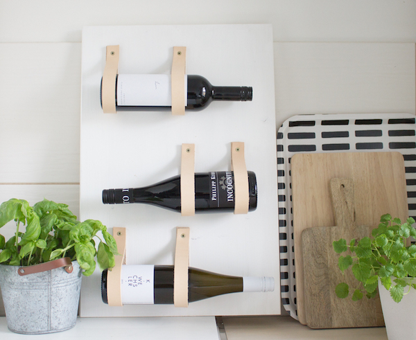 Wine Rack By Upknorth