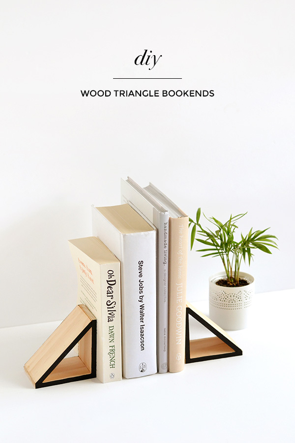 Bookends By Make&Tell