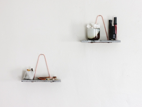 DIY Marble Shelves By Merry Thought