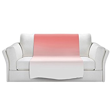 Pink Ombre Throw $66.00