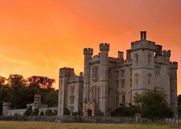 Enter for chance to win a stay in a real life castle with you and twenty of your friends, all expenses paid.