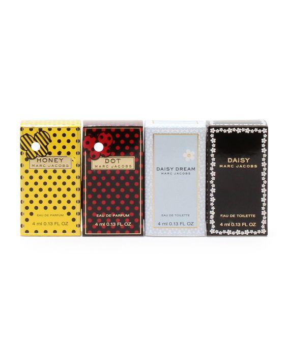 $36.40 Marc Jacob Mini Perfume Set