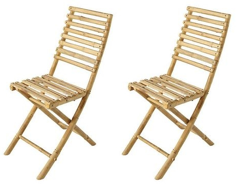 $59.00 Pair of Chairs