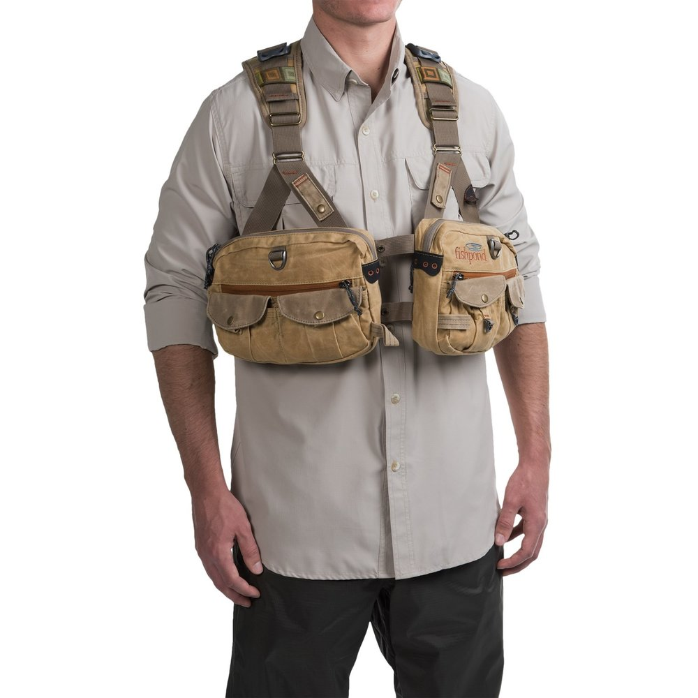 $79.99 Fishing Pack Vest