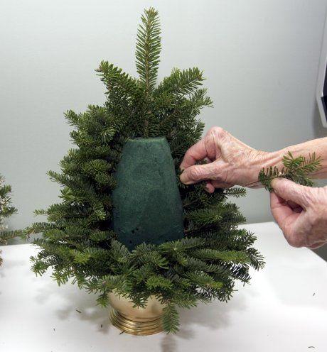 DIY Xmas Tree -