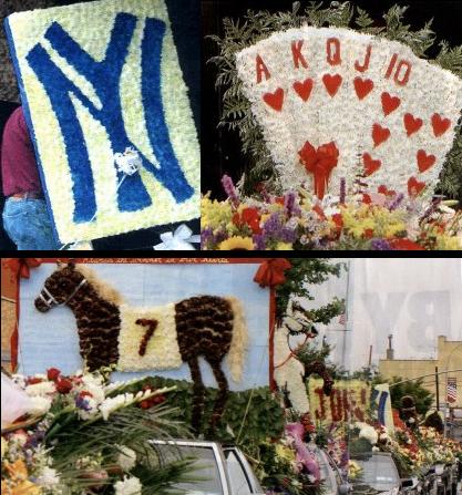 John Gotti 's funeral arrangements