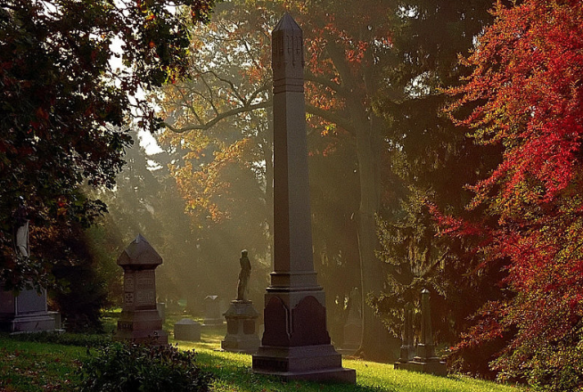 Spring Grove Cemetery  Cincinnati, Ohio