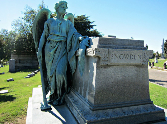 Elmwood Cemetery  Memphis, Tennessee