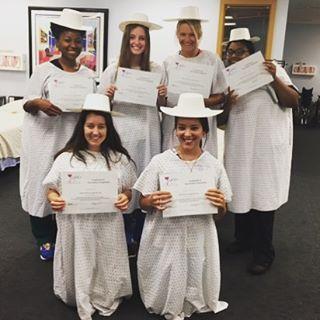 Congratulations CNA grads!! 🎈🎉