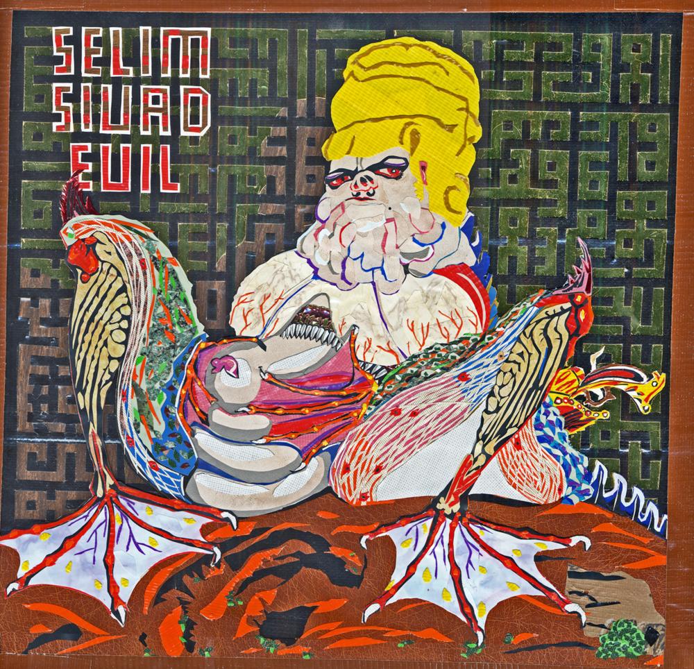 Selim Sivad EVIL (Miles David LIVE B side)