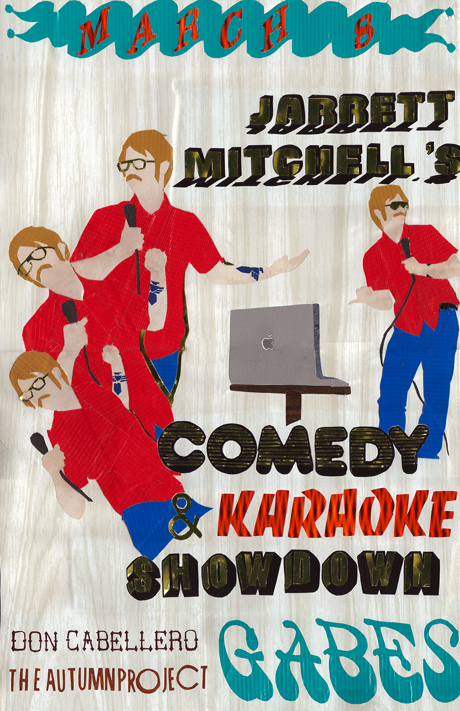 Jarrett Mitchell's Comedy Karaoke Showdown