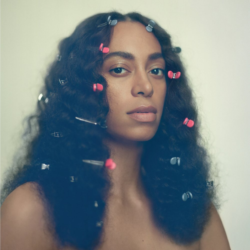 Solange blessed all of our ears this year, with this album and her aesthetically pleasing visuals.   A Seat At The Table   was completely unapologetic and spoke volumes of self love and acceptance. Something we all truly needed in the chaos that was 2016.