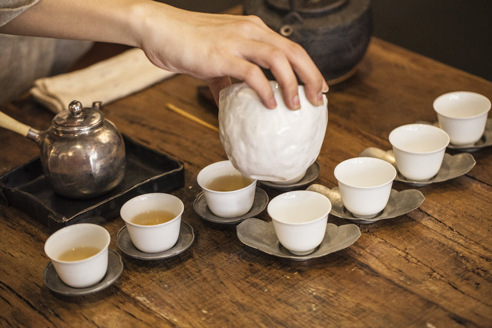 Discover a Refined Chinese Lifestyle    Tea Ceremony