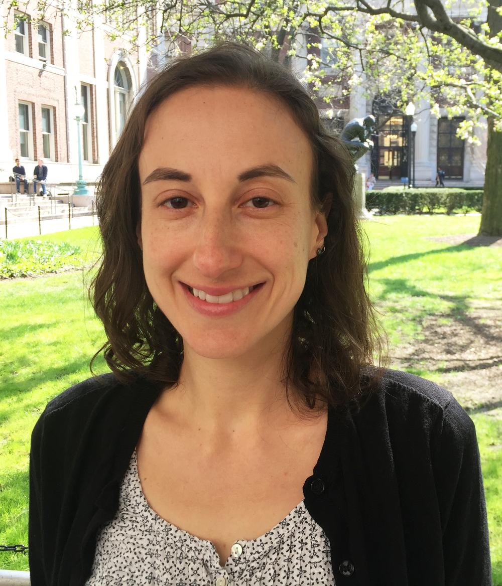 Ava Brent, Senior Scientist.