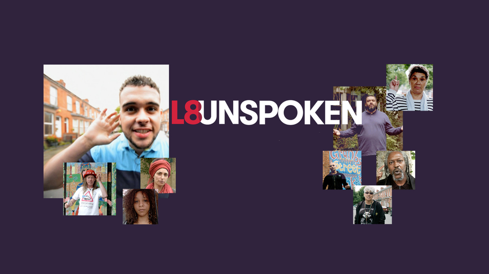 L8 Unspoken Liverpool 8 spoken word artists celebrate iconic Granby Four Streets on film and online.