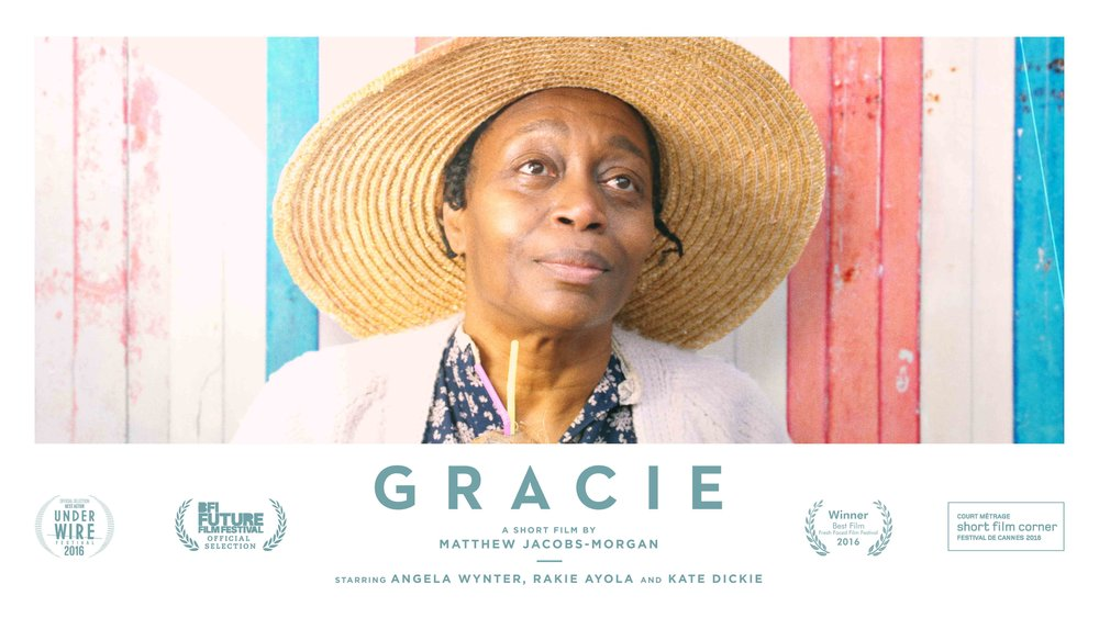 Gracie Short Film    Developed through TalentLab 2014
