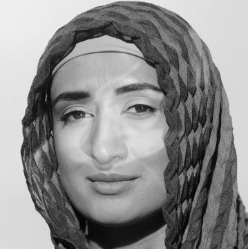 "Soraya Syed  Artist and writer  ""Majnun""VR multi-platform experience."