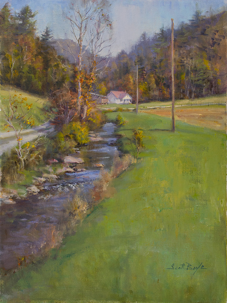 """Mulberry Creek"""