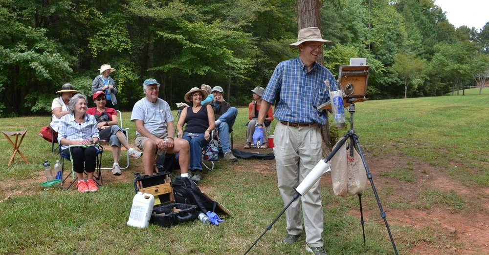 Come join me for an upcoming Plein Air (outdoor painting) Workshop, May 8 – 10, 2017 in the beautiful mountains of North Carolina!