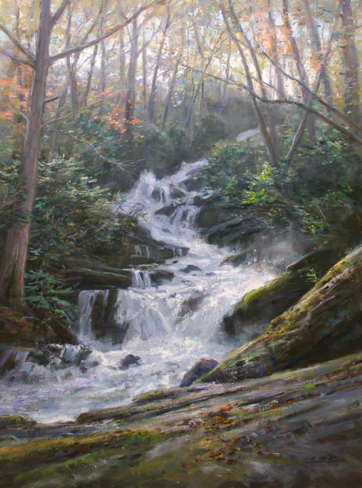 """""""Roaring Fork Falls"""""""