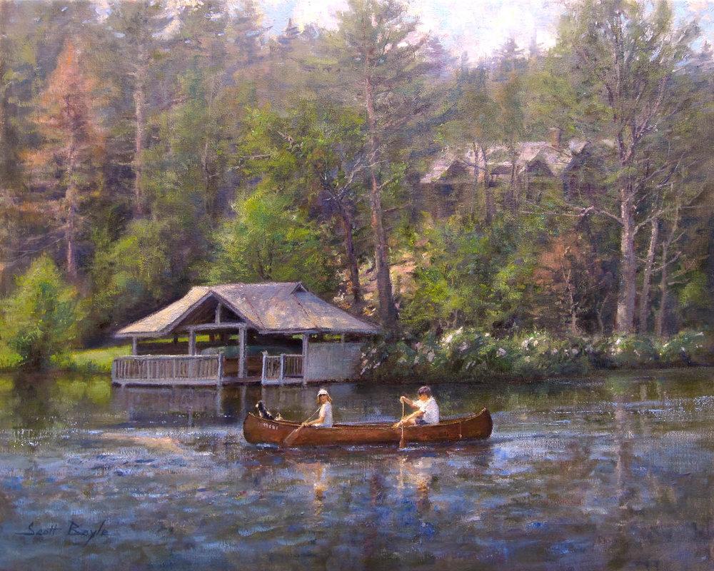 """""""Canoe Ride"""""""
