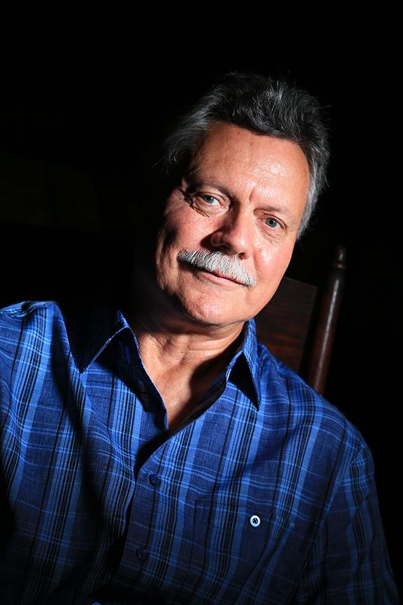Portrait Paul McMichael Garden Commander President