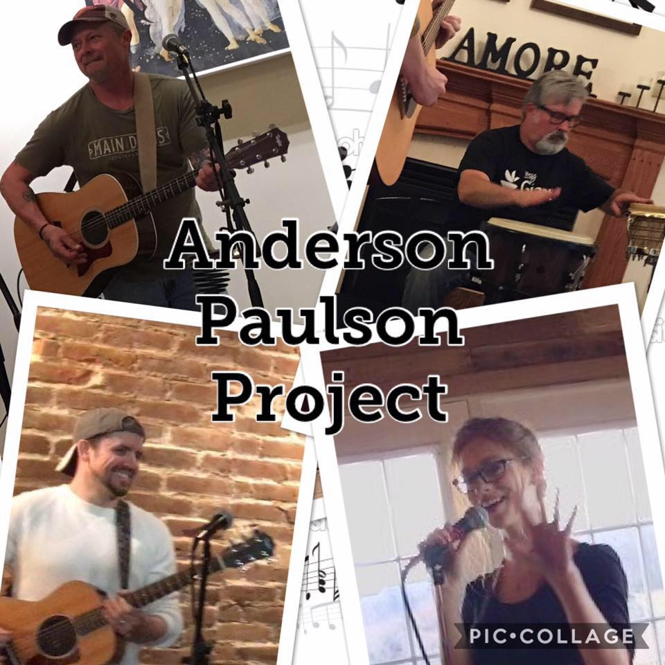Making their Molly's debut! https://www.facebook.com/AndersonPaulsonProject