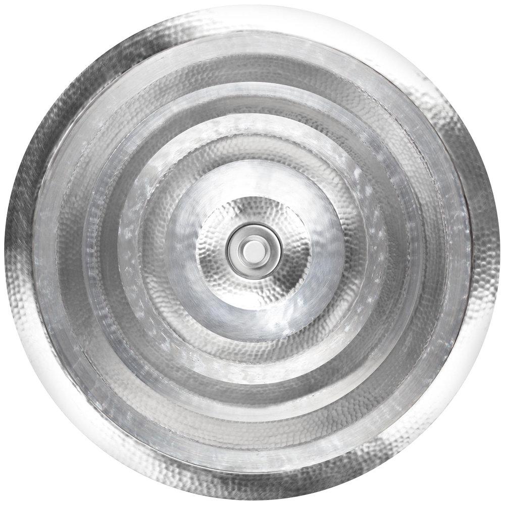 SATIN STAINLESS STEEL