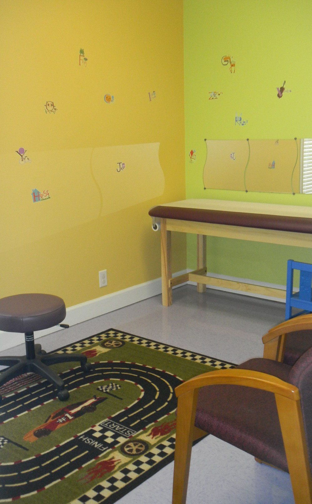 Fun pediatrician office Smyrna