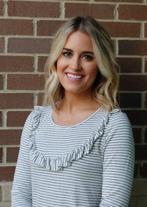 Alexa Anglin, Certified Pediatric Nurse Practicioner