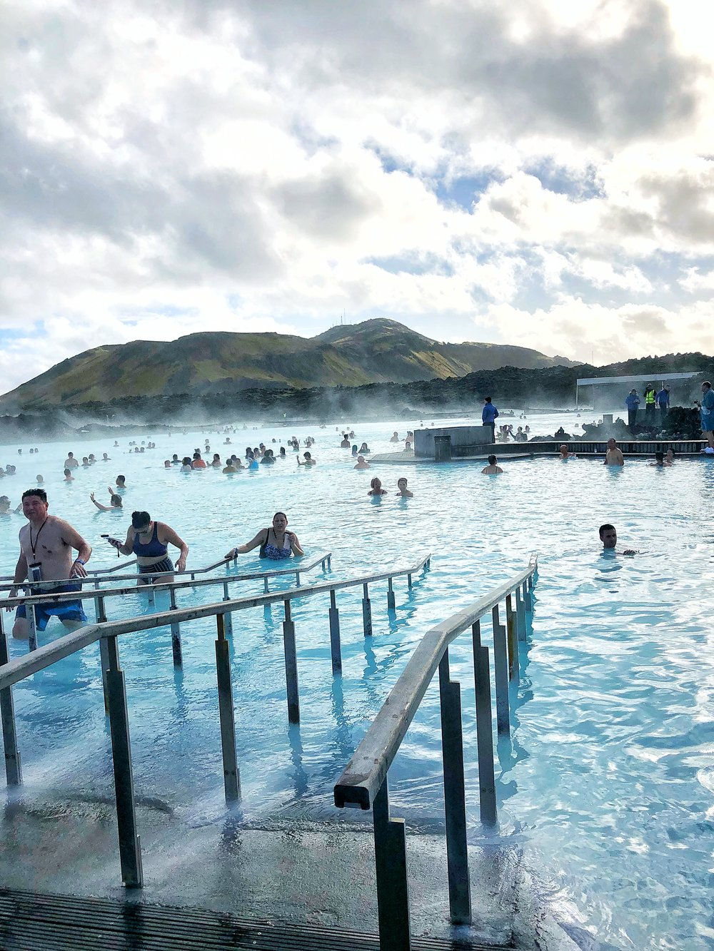 The Blue Lagoon