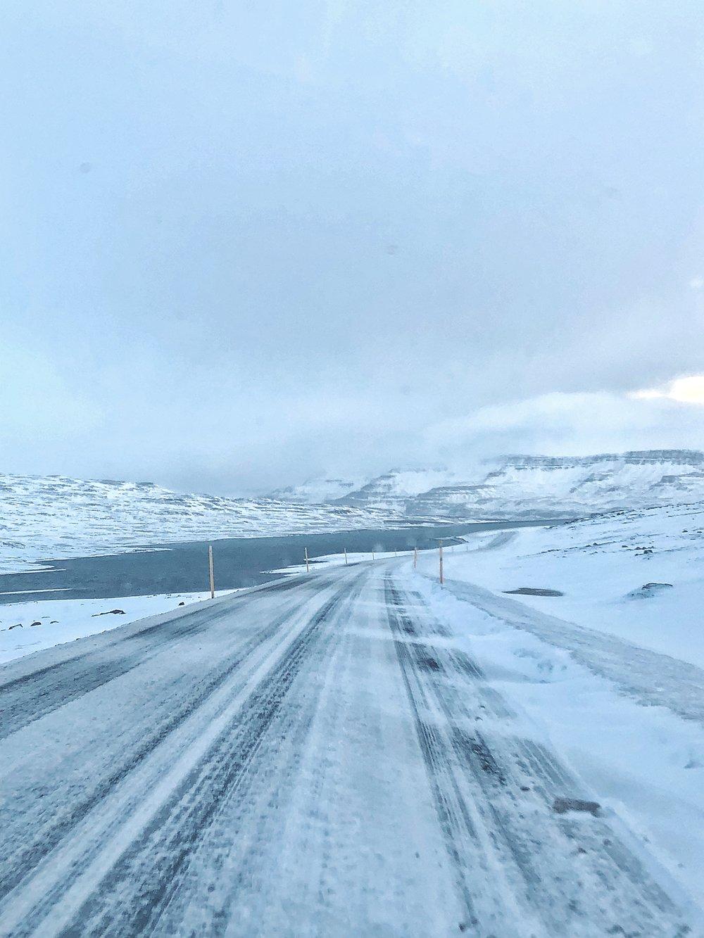 Fjarðarheiði mountain pass