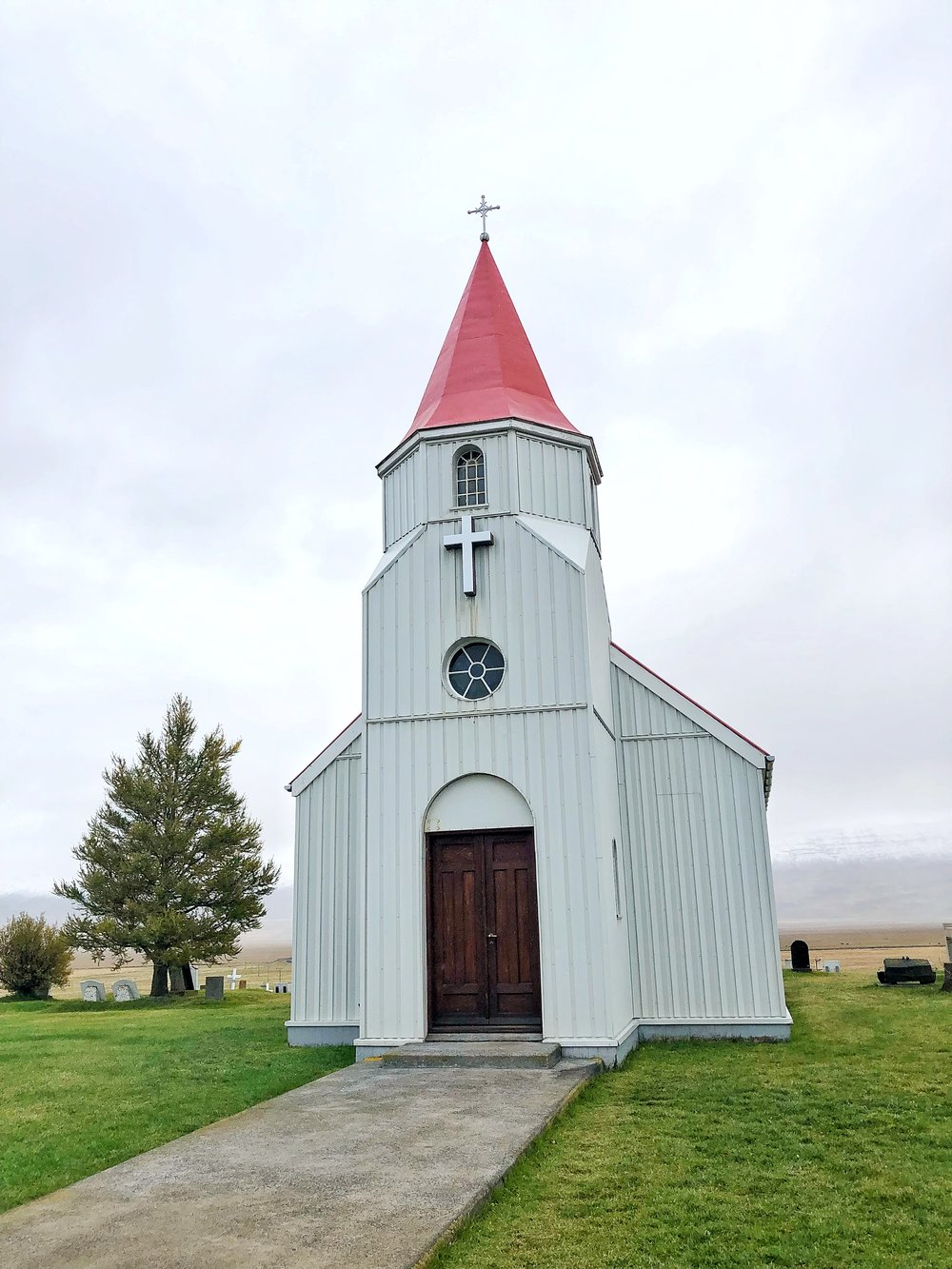 Glaumbær church