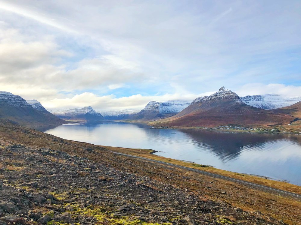 Through the captivating Westfjords
