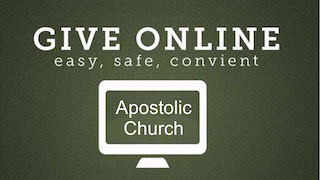 Give your offering and tithes securely online here!