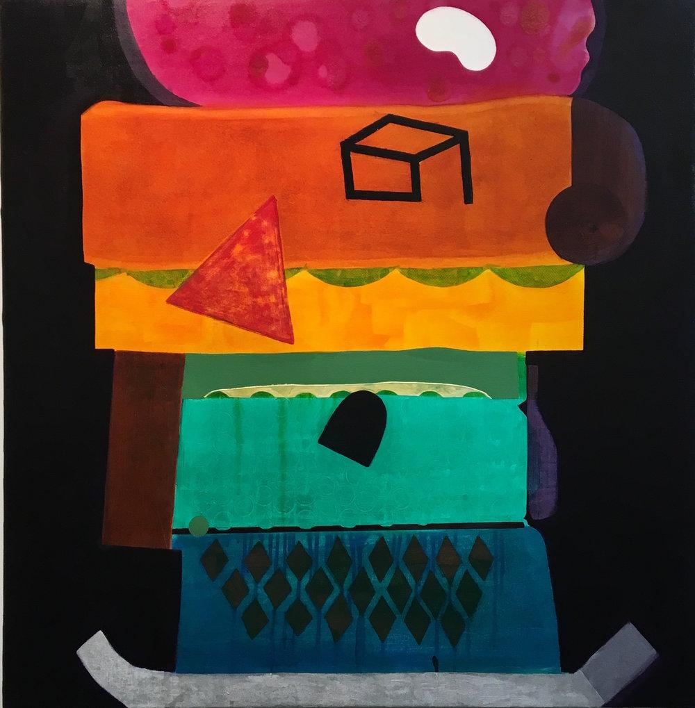 Isaac Mann, 2016