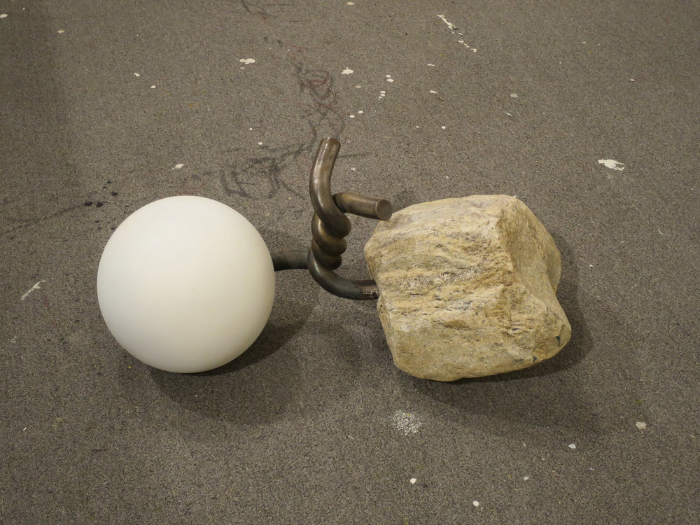 Copy of Gary Kuehn, Untitled, 2010