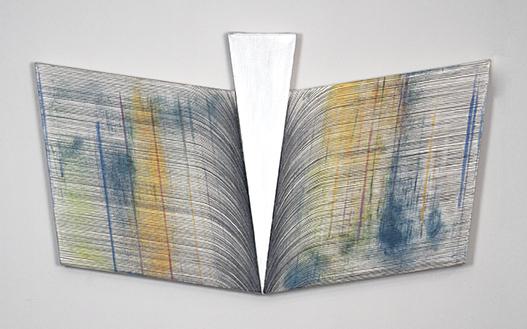 Copy of Gary Kuehn, Wedge Piece, 2008