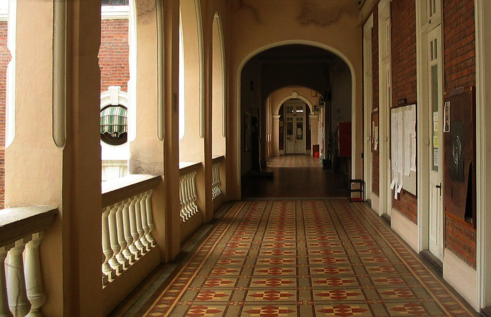 Hallway Modern Day