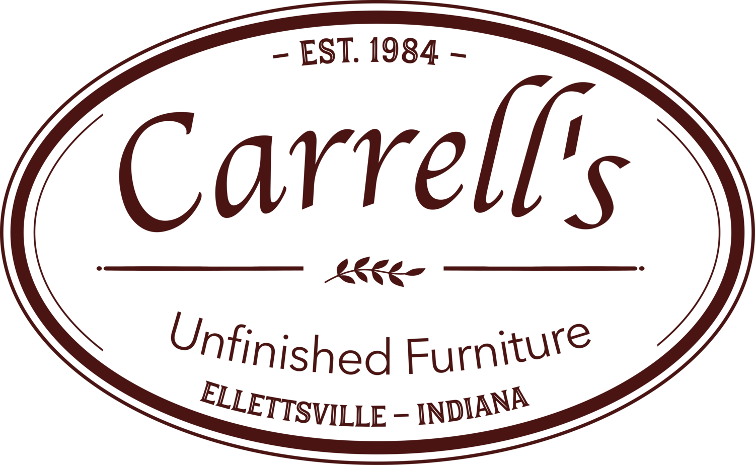 Carrell's Unfinished Furniture