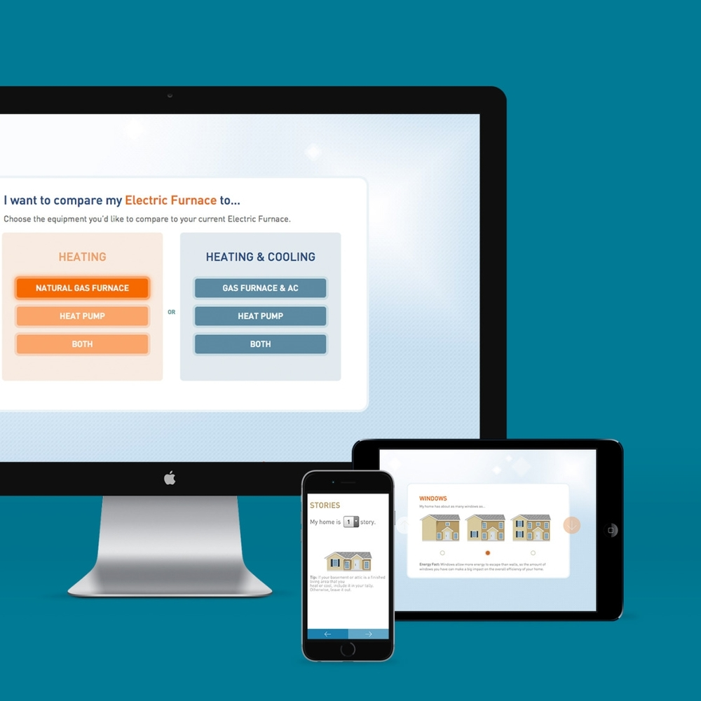 Responsive / adaptive web app - custom web software design