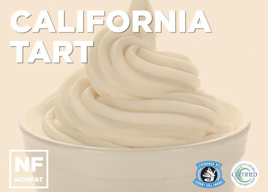 California Tart Frozen Yogurt