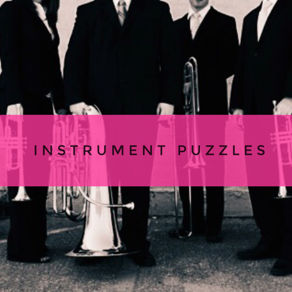 Resource Roundup - Instruments of the Orchestra