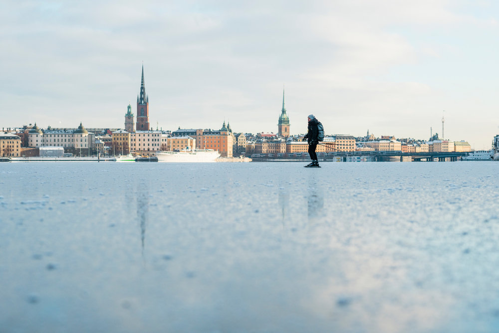 ice skating stockholm guided tours