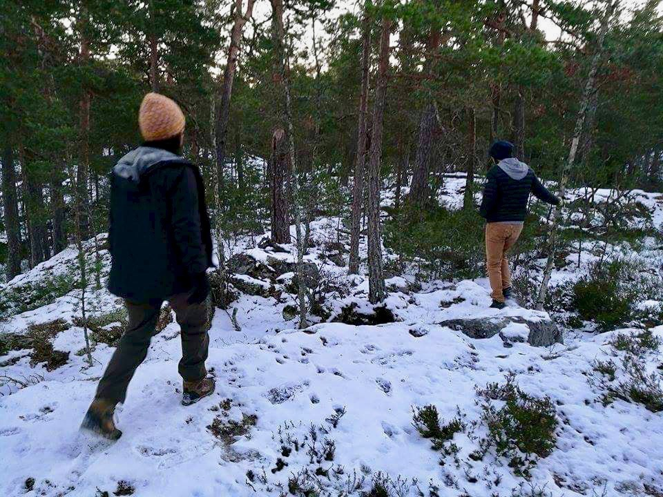 Stockholm Hiking Tours and Camping with Guide