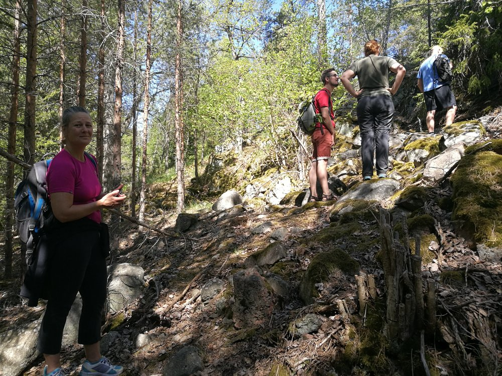 Stockholm Hiking Tours and Camping with Guide 4