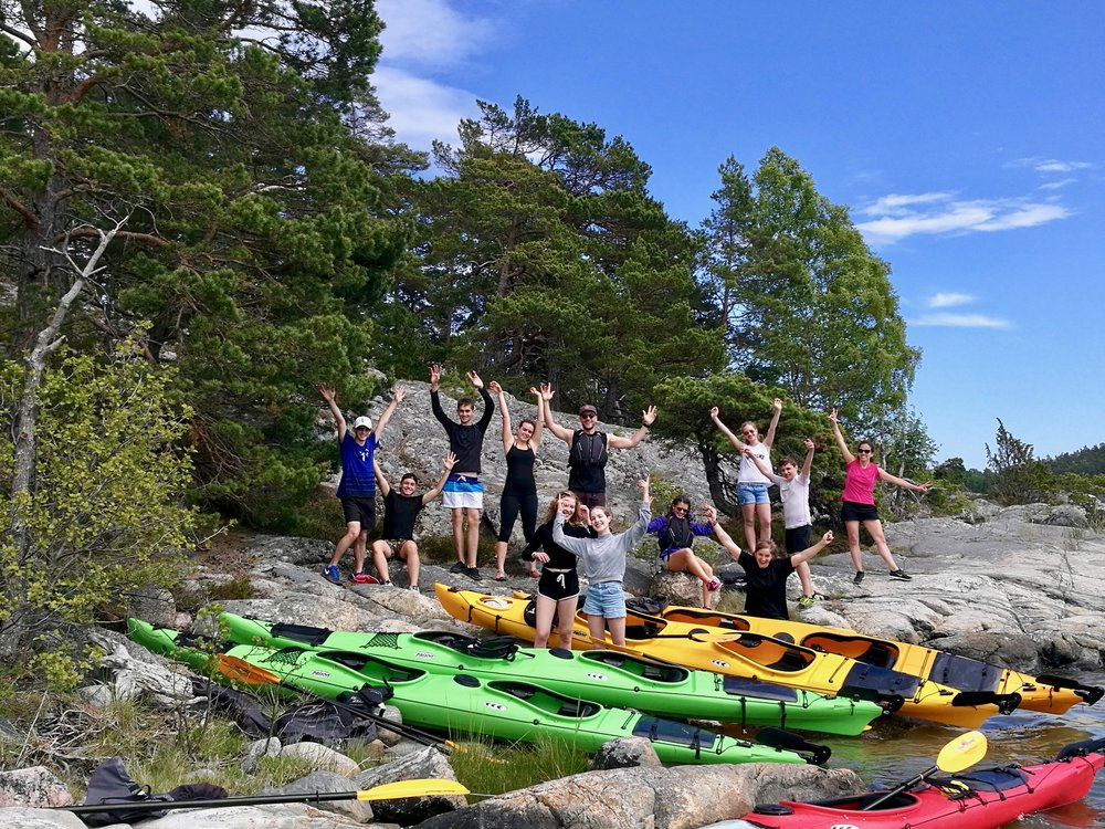 Stockholm Archipelago Kayaking 2 days 3