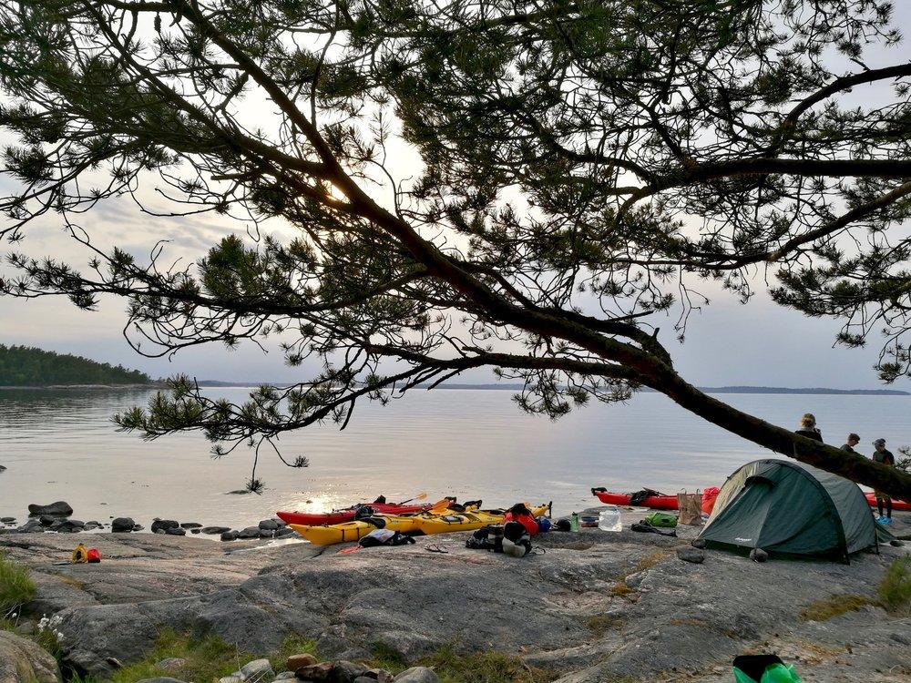 Stockholm Archipelago Kayaking 2 days 4