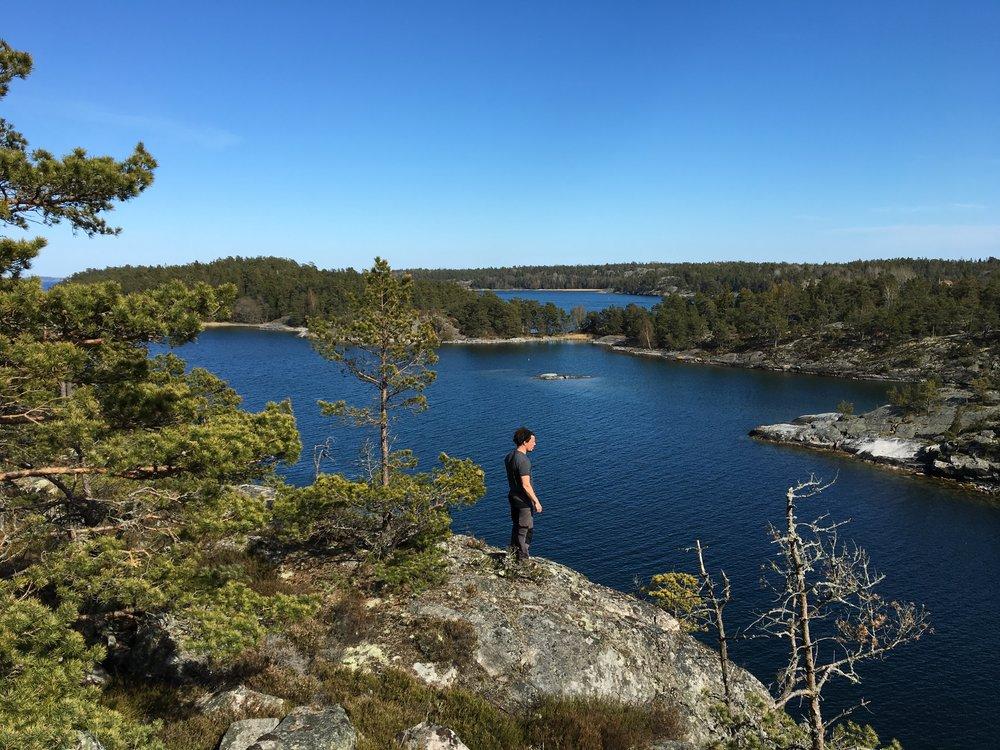 Stockholm Archipelago Kayaking 2 days 7